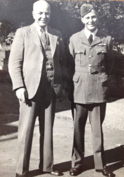Ernest and John Caulton