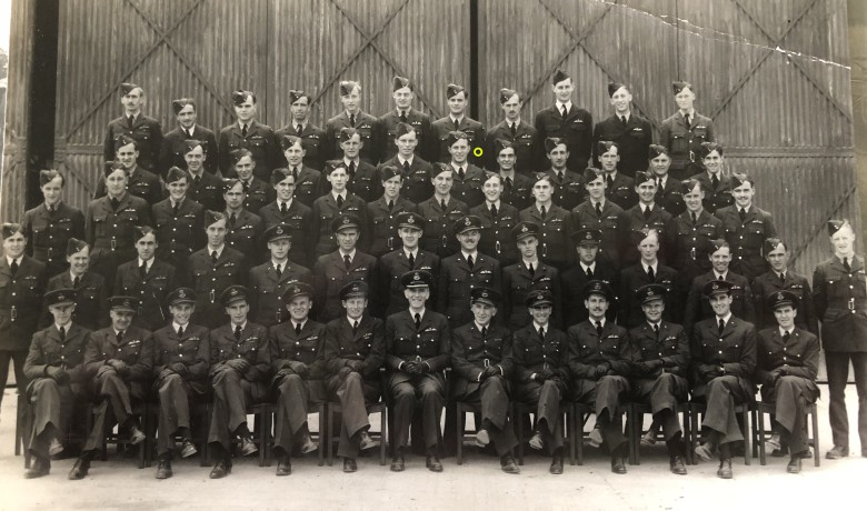 Rednal first course photo