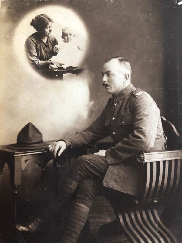 Ernest Caulton 1
