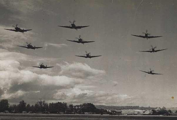 132 Formation
