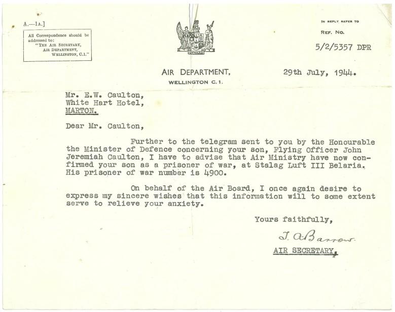 29 July 1944