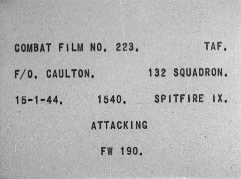 Combat film 15 Jan 1