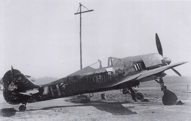 FW190 West Malling