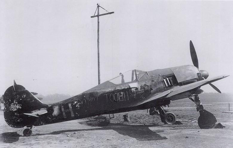 FW190 West Malling
