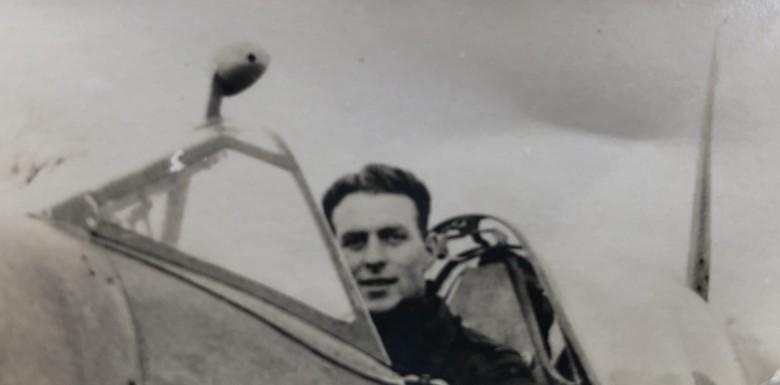 J Caulton Cockpit